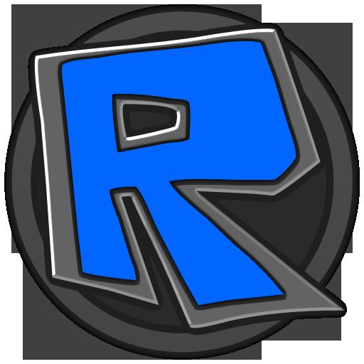 Roblox Logo (blue.
