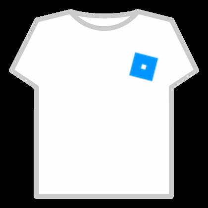 Blue ROBLOX Logo.
