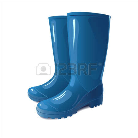 4,458 Rubber Boots Cliparts, Stock Vector And Royalty Free Rubber.