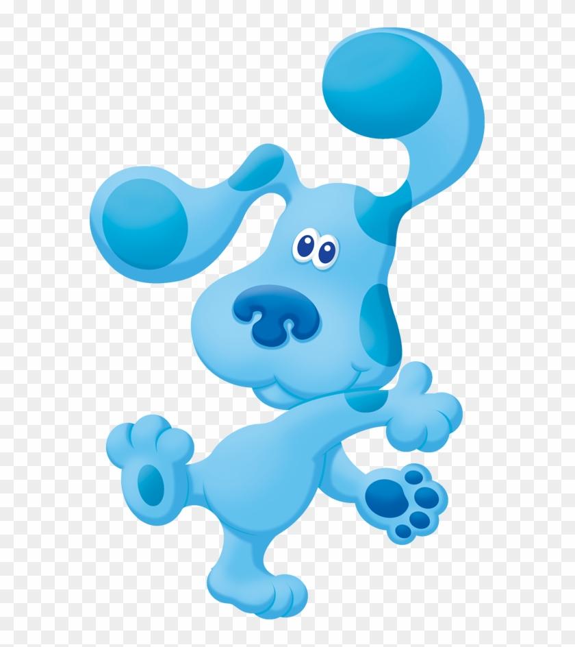 Pawprint Clipart Blue\'s Clue.