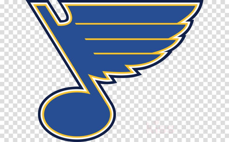 St Louis Blues Logos Clipart St.