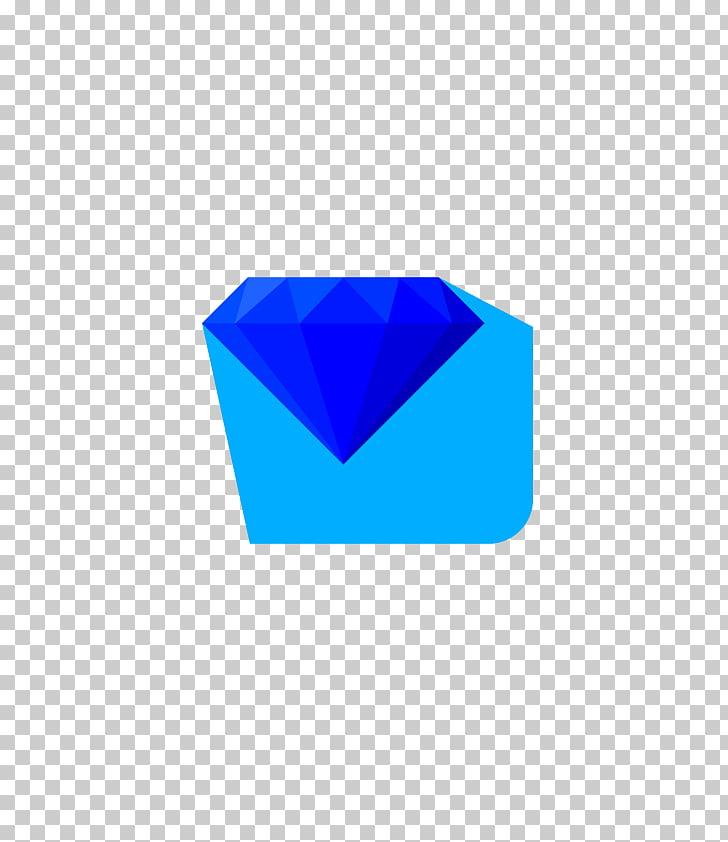 Sapphire Blue Diamond Euclidean , elements blue sapphire.
