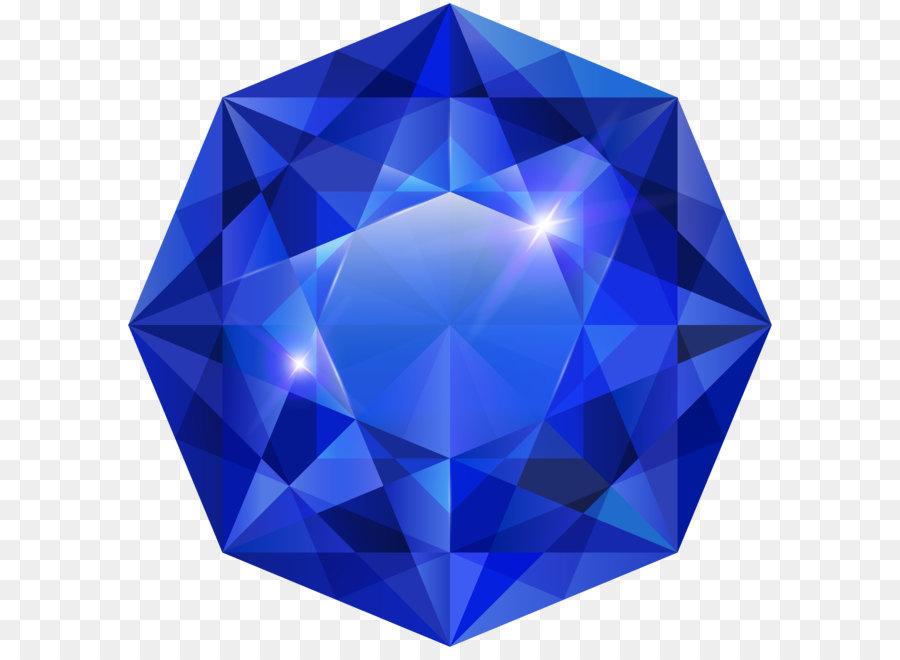 Diamonds clipart blue sapphire, Diamonds blue sapphire.