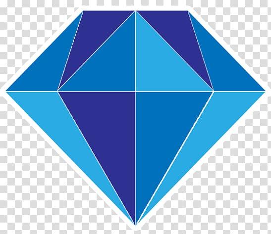 Computer Icons Sapphire Diamond, sapphire blue flowers.