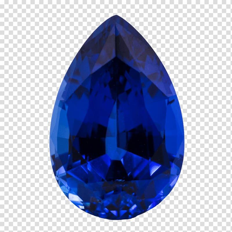 Sapphire Gemstone Cobalt blue Birthstone Shades of blue.