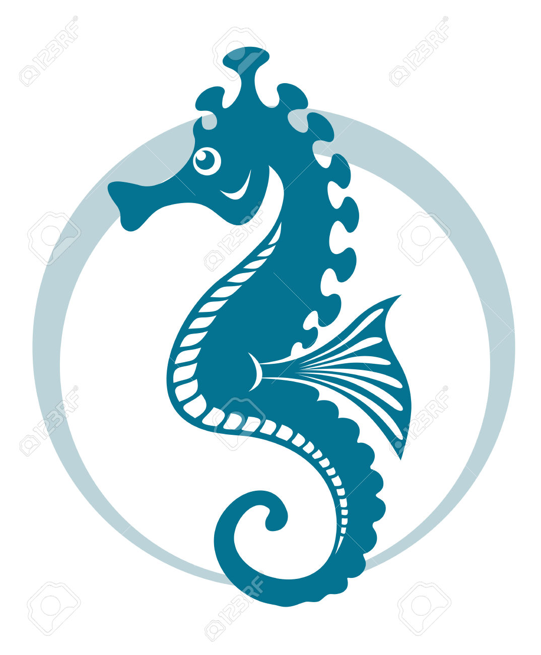 4,900 Seahorse Stock Vector Illustration And Royalty Free Seahorse.