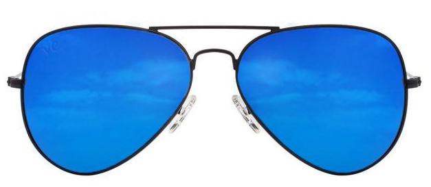 Blue Sunglasses.