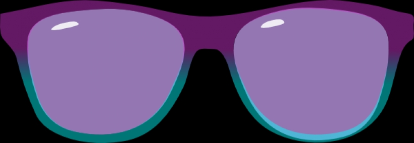 purple and blue shades clip art at clker vector clip art in summer.