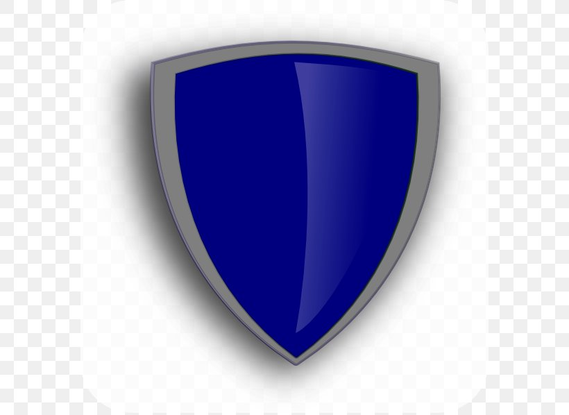 Blue Shield Of California Clip Art, PNG, 588x598px, Shield.