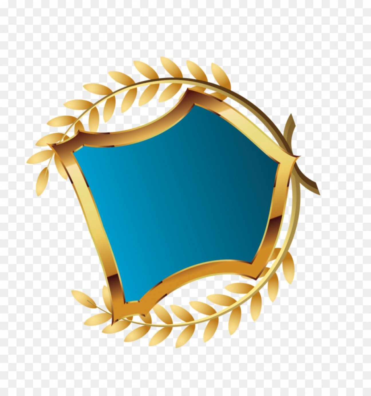 Png Icon Blue Shield Vector Graphics Exquisite.