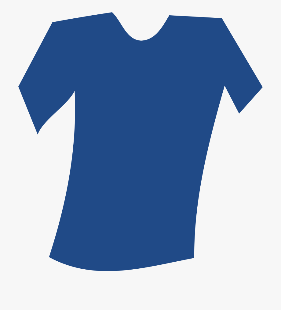 Blue Shirt Clipart And More.