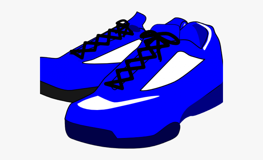 Blue Shoes Clipart , Transparent Cartoon, Free Cliparts.