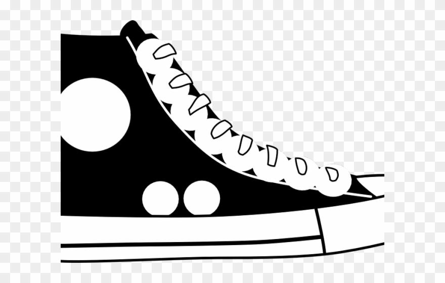 Shoe Clipart Converse.