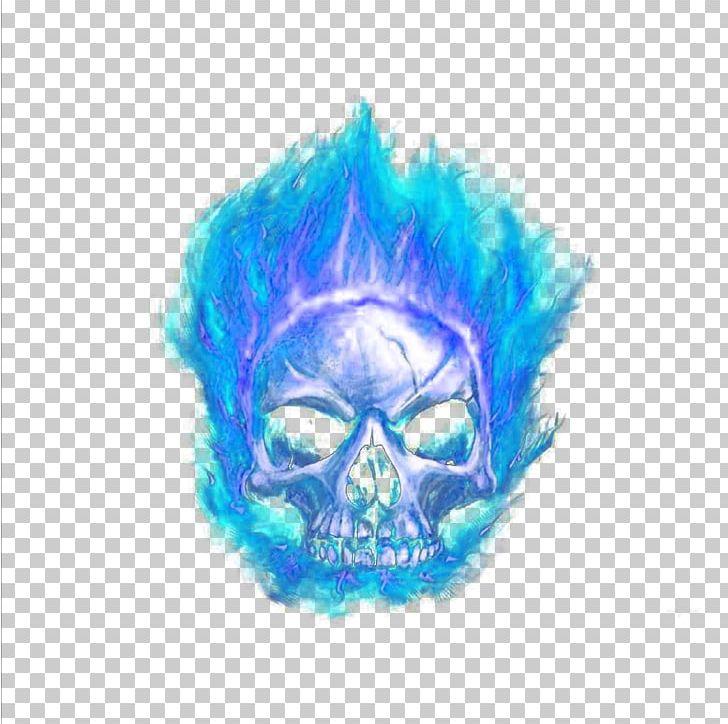 Blue Skull Png & Free Blue Skull.png Transparent Images.