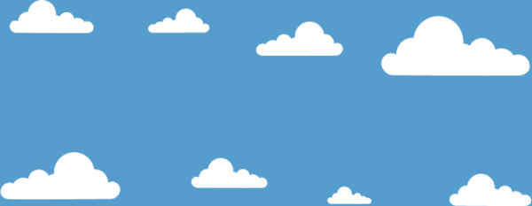 Clouds in the sky clipart - Clipground