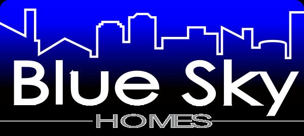 Blue Sky Homes.