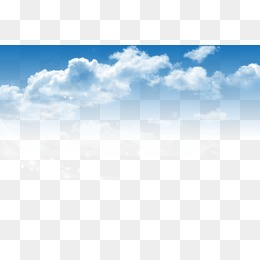 White Cloud And Blue Sky, Blue Sky, Whit #95081.