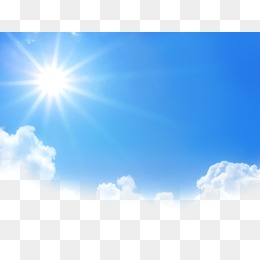 Blue Sky PNG Images.