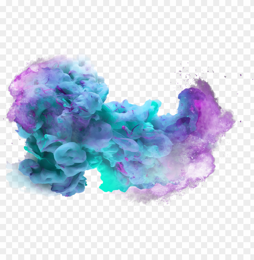 smoke bomb PNG image with transparent background.