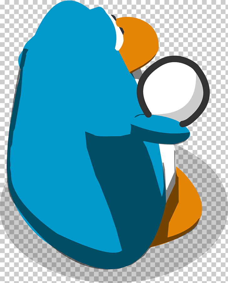 Club Penguin Snowball fight , Penguin PNG clipart.
