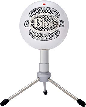 Blue Microphones Snowball Ice USB Microphone.