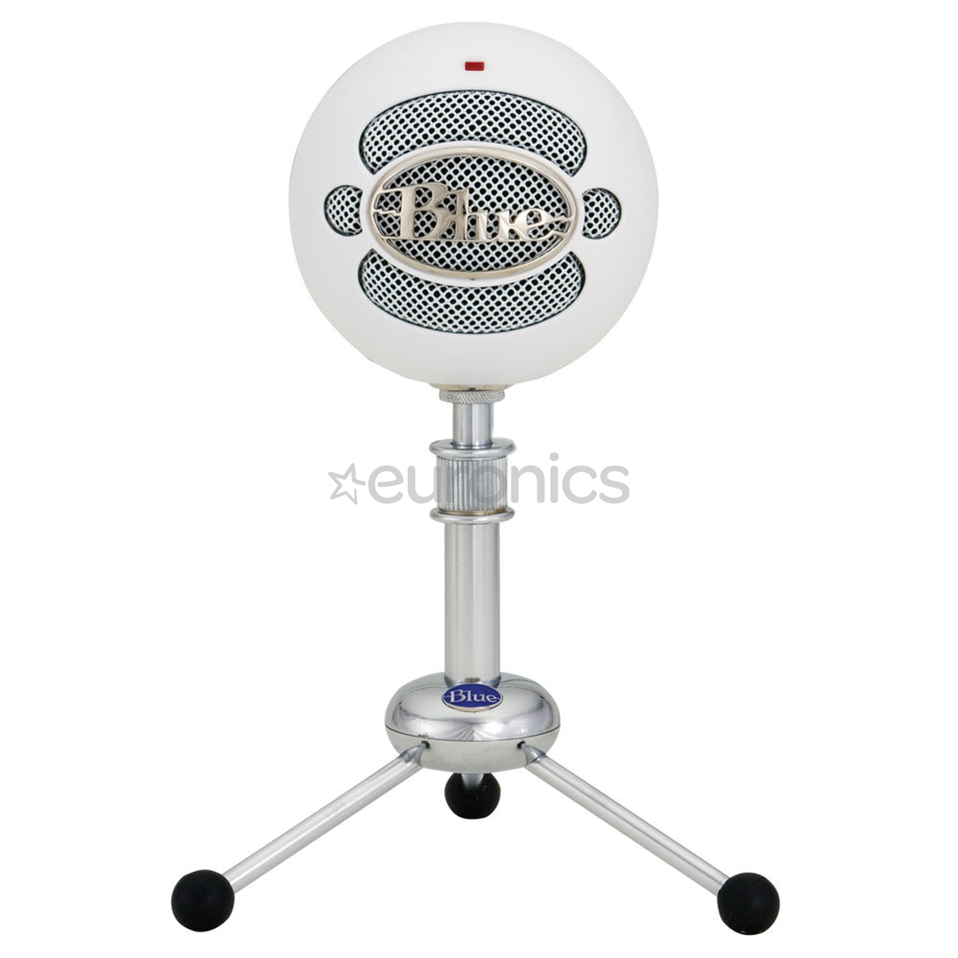 Microphone Blue Snowball.