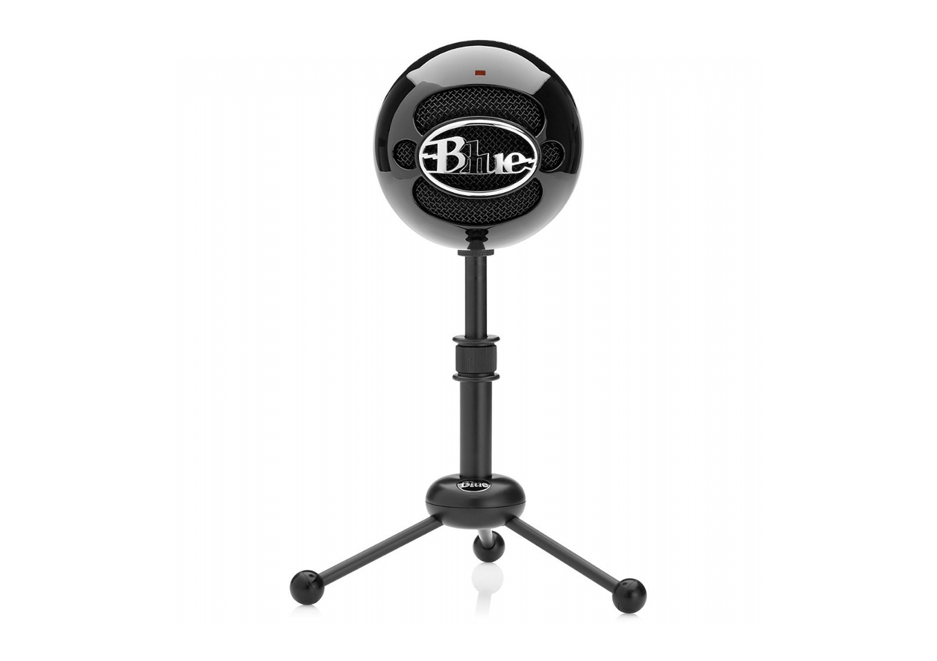 Blue Snowball Dual Capsule Professional USB Microphone: Click for more info.