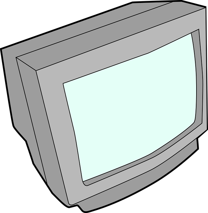 Free vector graphic: Crt Monitor, Monitor, Screen.