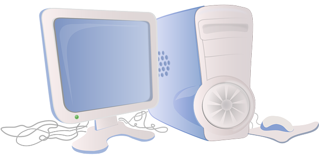 Free vector graphic: Monitor, Mouse, Computers, Pc.