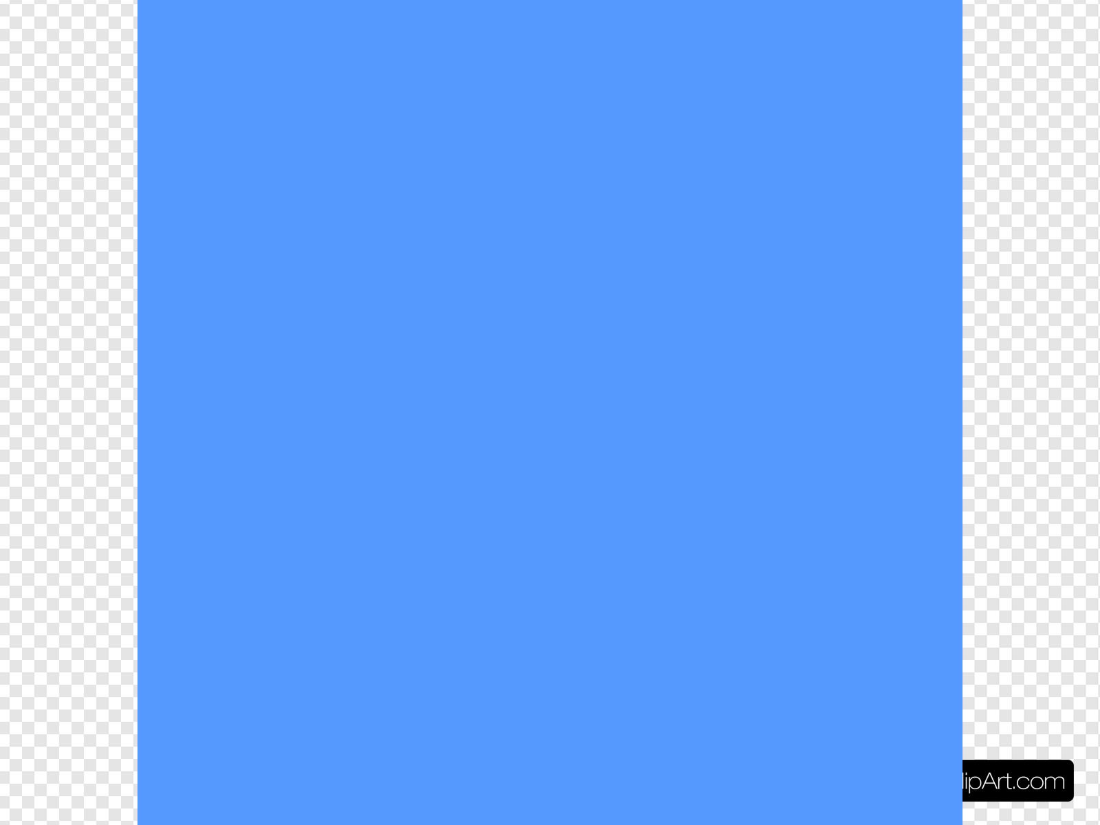 Light Blue Square Clip art, Icon and SVG.