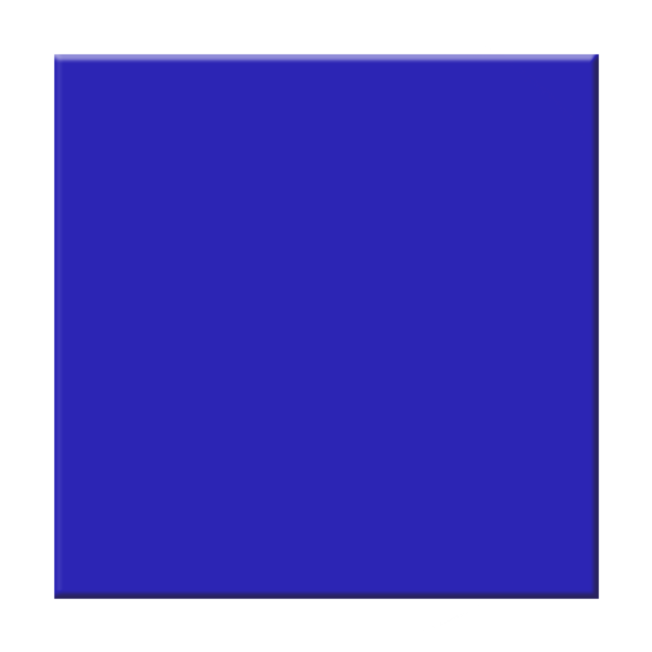 Blue Square Png.