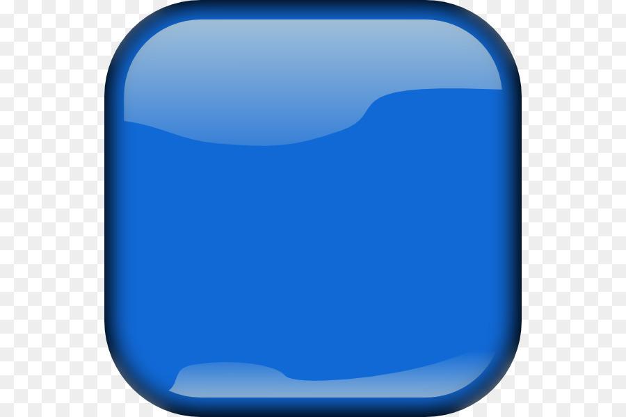 blue square button clipart Computer Icons Clip arttransparent png.