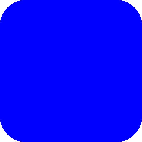 Blue Square Clip Art at Clker.com.