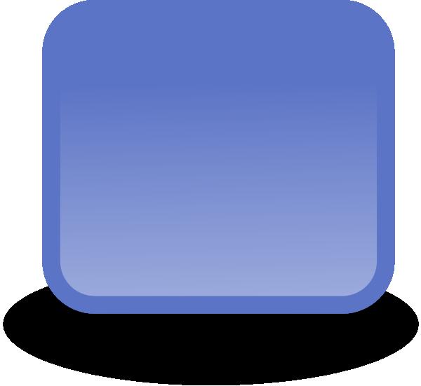 Fade Blue Square Clipart.