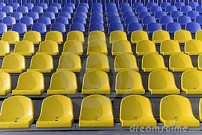 Clipart stadium seats.