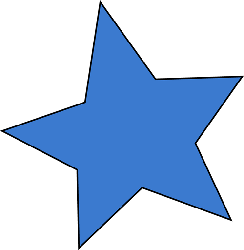Free Blue Star, Download Free Clip Art, Free Clip Art on.