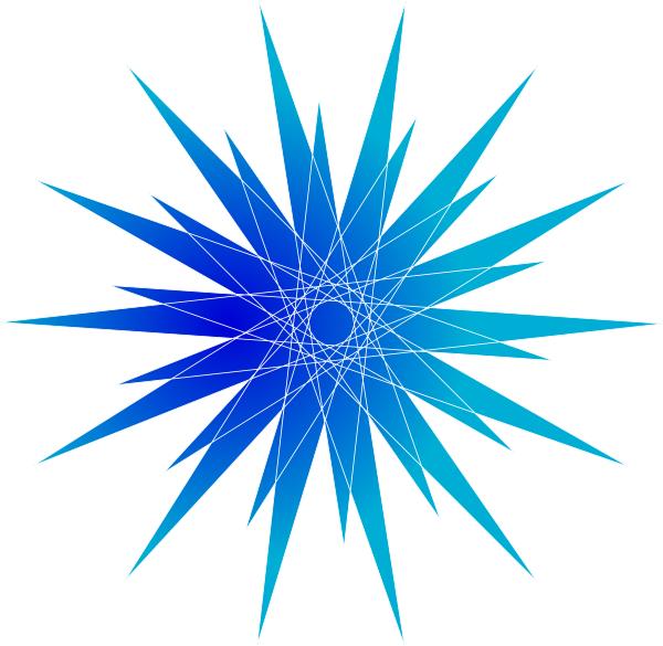 Special K Blue Star clip art Free Vector / 4Vector.