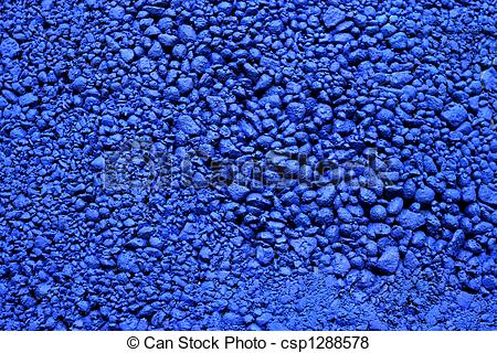 Pictures of Painted Blue Stone.