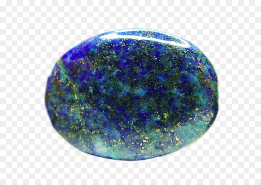 Lazurite Blue png download.