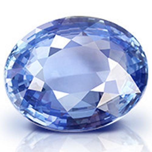 Natural Blue Sapphire Stone.