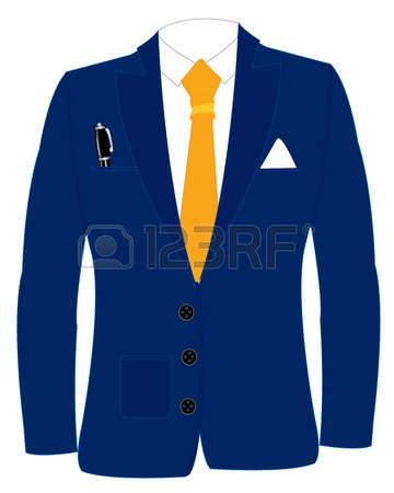 14,812 Blue Suit Stock Illustrations, Cliparts And Royalty Free.