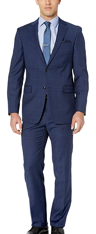 Blue Suit Color Combinations With Shirt and Tie.