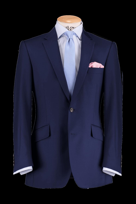 Blue Suit PNG Photo.