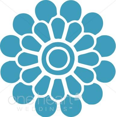 Flower Clipart, Flower Accents, Flower Graphics.