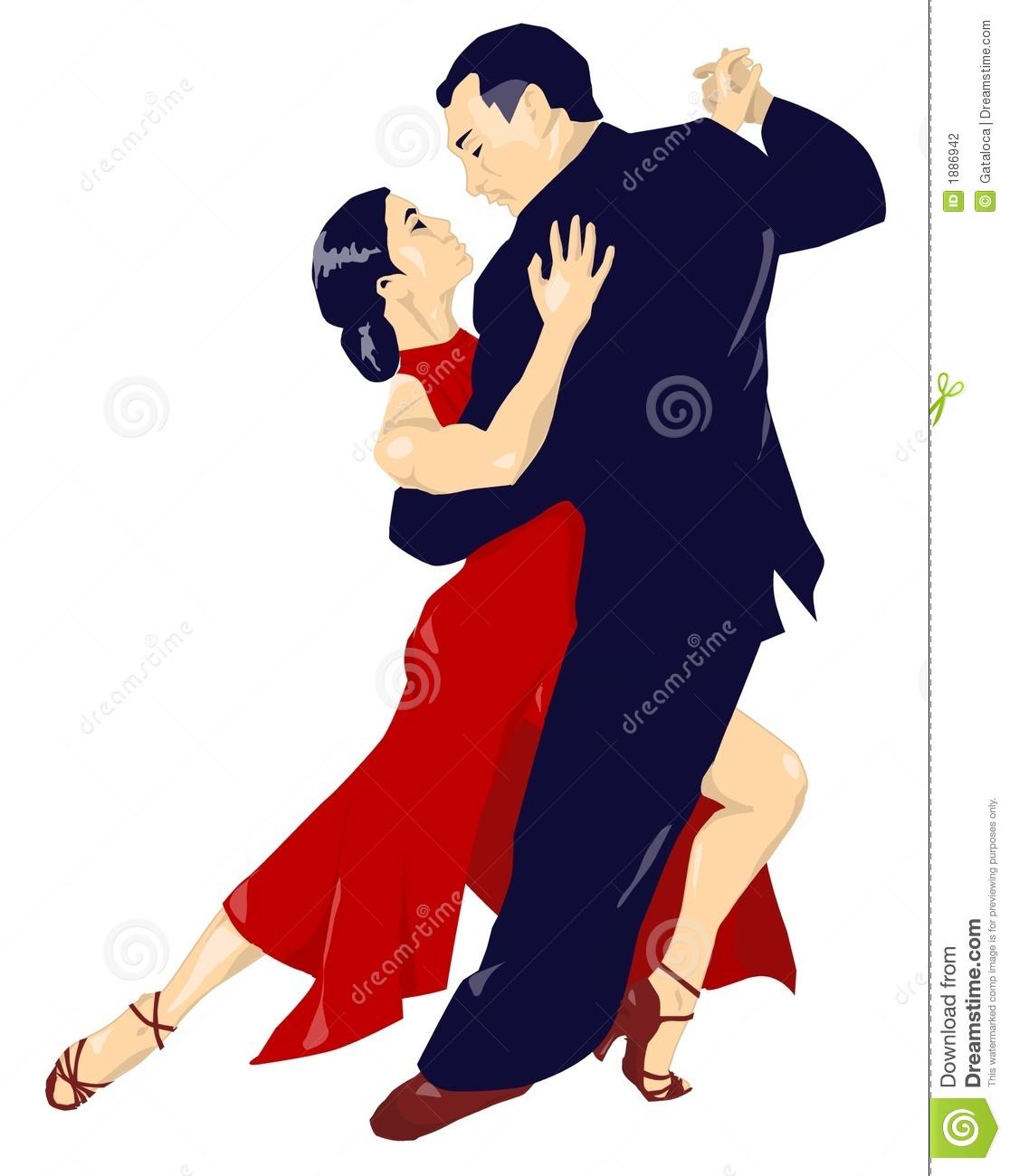 Free tango clip art.