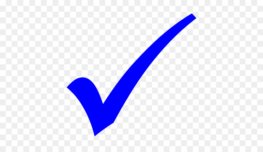 Blue Checkmark Png (+).