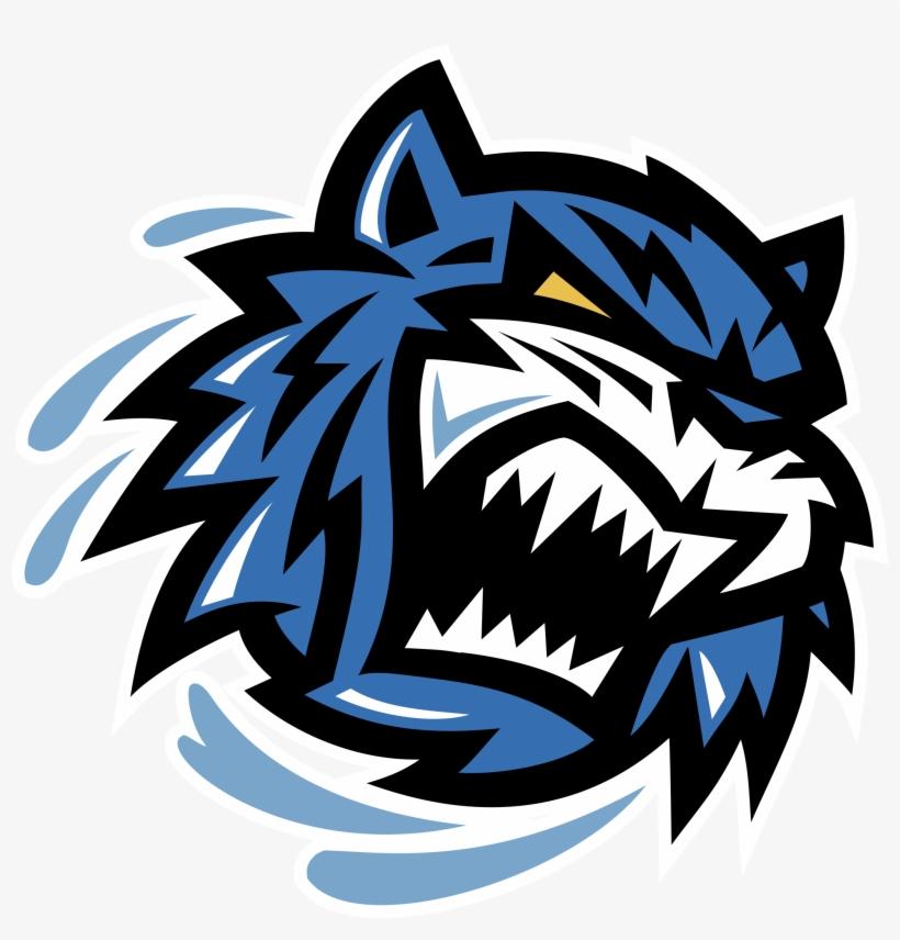Blue Tiger Png.