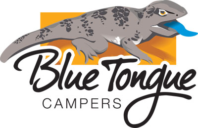 Blue Tongue Campers.