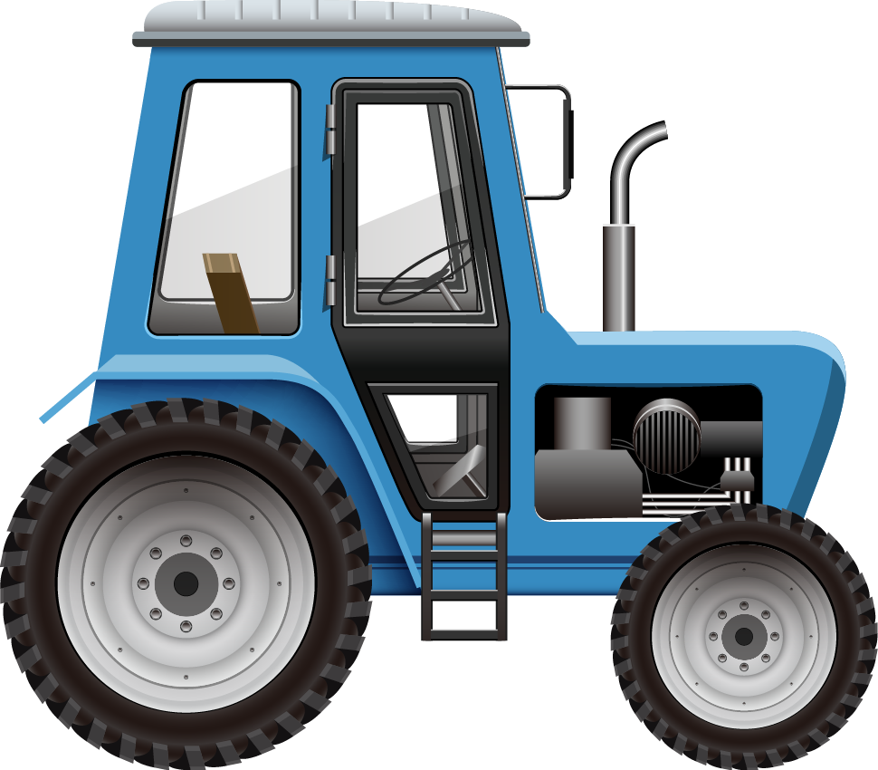 Tractor Royalty.
