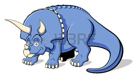 4,581 Triceratops Stock Illustrations, Cliparts And Royalty Free.